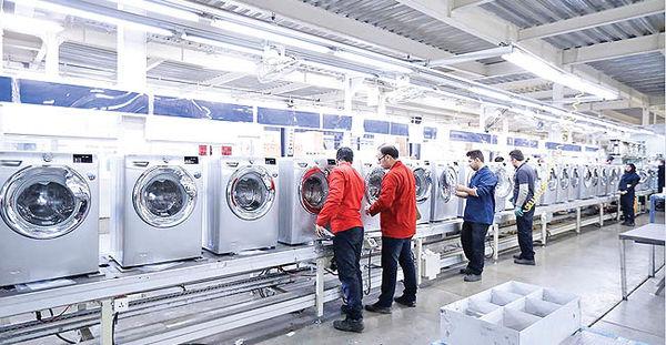 تصاحب 50 درصد بازار با «ماشین لباسشویی ایرانی»