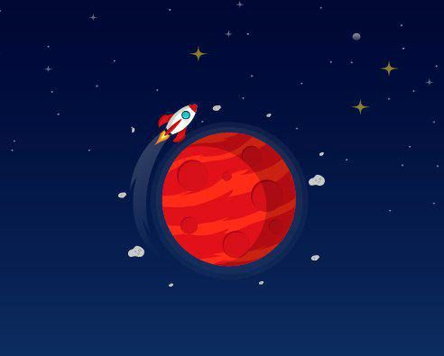 سفری مهیج به مریخ را تجربه کنید