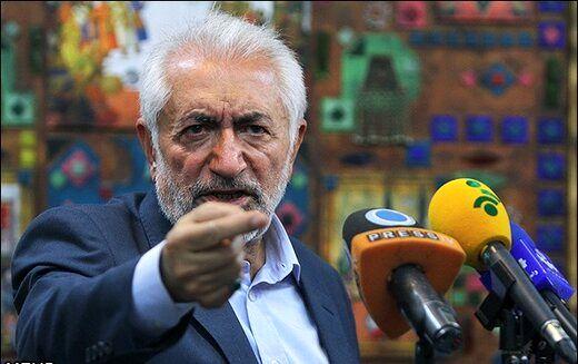 طعنه محمد غرضی به شورای نگهبان پس از منع شدن از حضور در انتخابات ۱۴۰۰