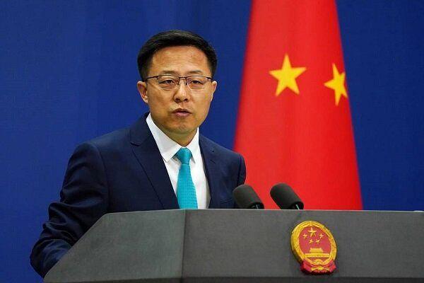 انتقاد چین از دخالت آمریکا در امور داخلی روسیه