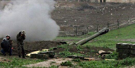 تداوم درگیریهای شدید ارمنستان و آذربایجان