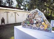 تبدیل زبالههای اورست به آثار هنری