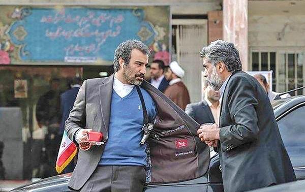 بازداشت بدل نقی معمولی در تهران