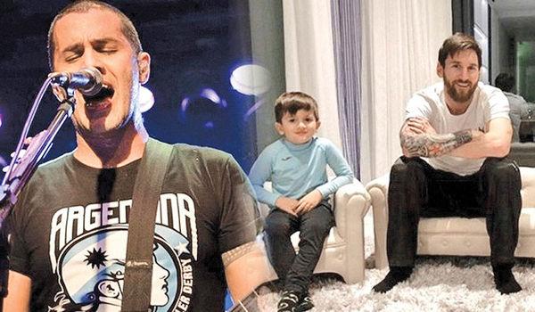 راز نامگذاری فرزند سوم لیونل مسی