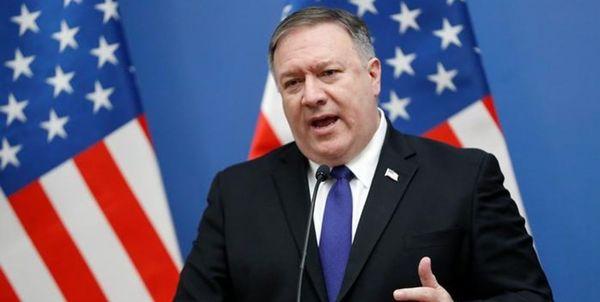 واکنش پمپئو به حمله راکتی به سفارت آمریکا در بغداد
