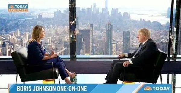 جانسون: دیدار با بایدن، تنفس هوای تازه بود