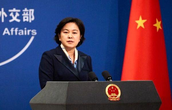 چین : امیدواریم دولت جدید آمریکا همسو با چین حرکت کند