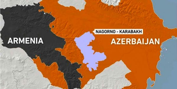 تلفات در درگیری مرزی جمهوری آذربایجان و ارمنستان