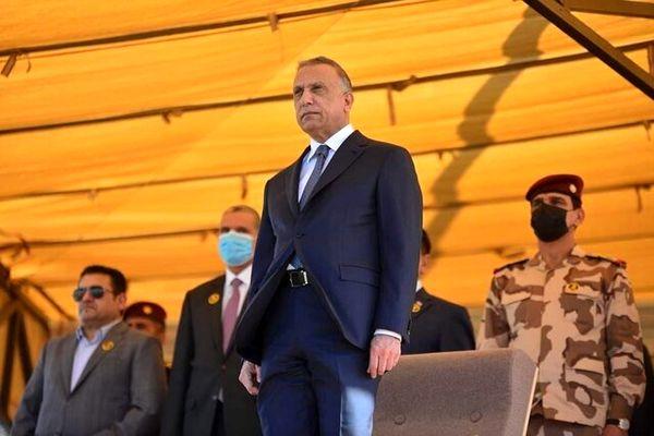 حضور الکاظمی در پارلمان برای توضیح درباره نقض حاکمیت عراق