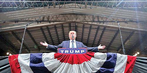 عقبنشینی ارزی ترامپ