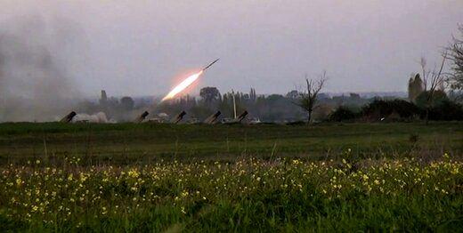 قرهباغ جنگنده سوخو-25 باکو را ساقط کرد