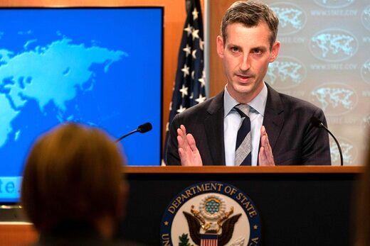 آمریکا: فشارهای داخلی به ظریف در تصمیم ما اثر ندارد