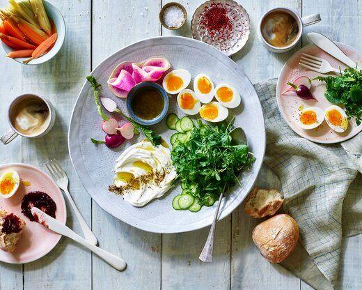 این٣ صبحانه مغذی کاهش وزن را تسریع میکنند