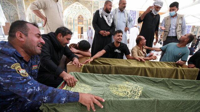 صدور حکم جلب ۱۳ مقام بهداشت در ذیقار/ تعداد کشتهها به ۹۲ تن رسید