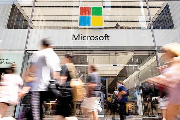 مایکروسافت یکی از بزرگترین باتنتهای جهان را از کار انداخت