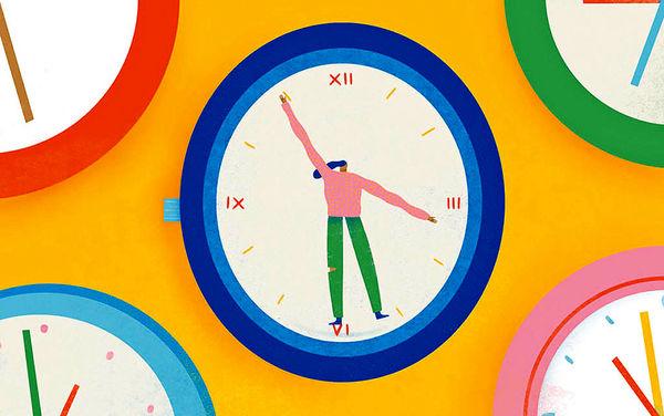 رابطه معکوس افزایش ساعات کار با توسعه فردی و سازمانی