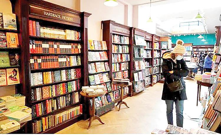 ادامه موج استقبال اروپا از کتابخوانی