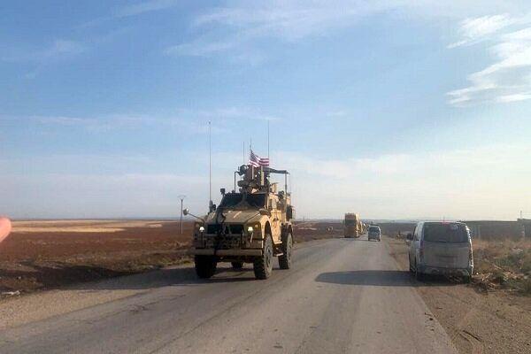 حمله به کاروان لجستیک نظامیان آمریکایی
