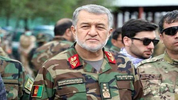 وزرای دفاع افغانستان و آمریکا گفتگو کردند