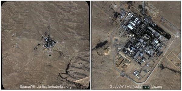 اقدامات غیرقانونی هسته ای اسرائیل فاش شد