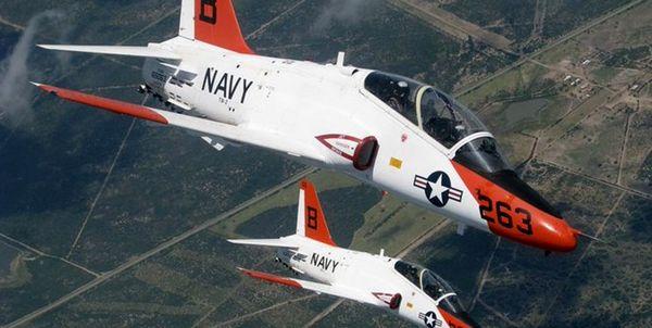 جزئیات برخورد 2 جت آموزشی نیروی دریایی آمریکا