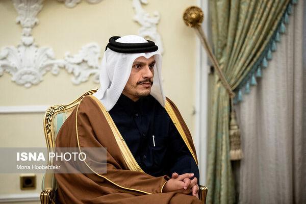 قطر: کشورهای خلیج فارس با ایران مذاکره کنند