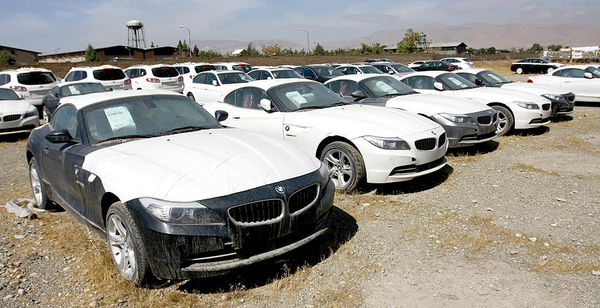 قاچاق خودرو چگونه اتفاق میافتد؟