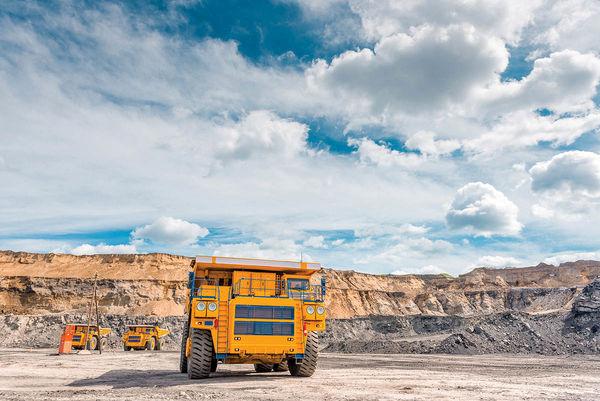 بومیسازی تراکهای سنگین  در شرکت ملی مس