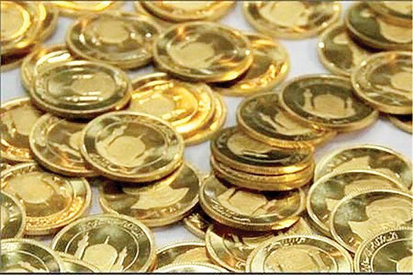 علامت منفی بازدهی برای سکه