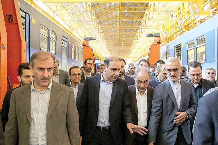 شارژ متفاوت متروی پایتخت