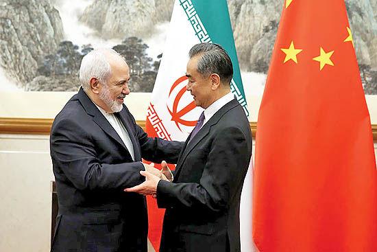 حمایت چین از ایران در برابر تحریمهای آمریکا