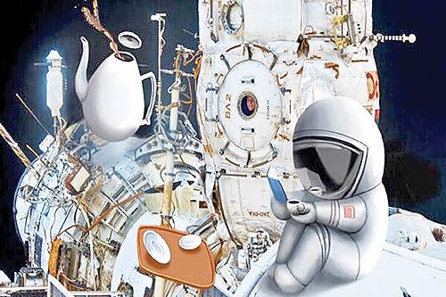 رقابت روسیه و آمریکا برای فیلمسازی در فضا
