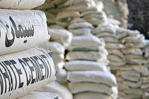 قیمت هر کیسه سیمان در بازار