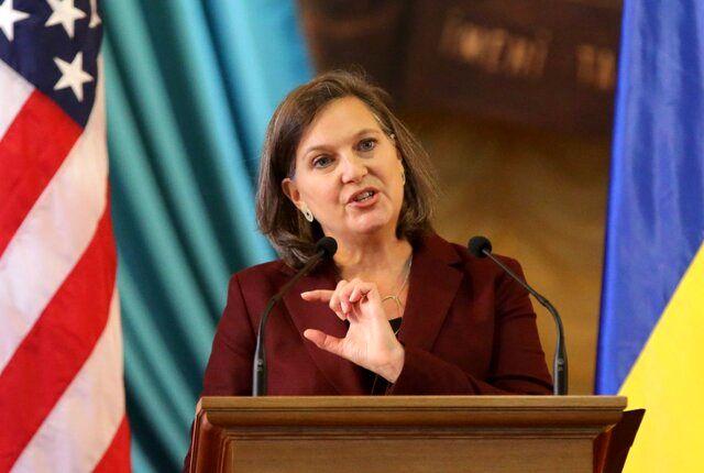 معاون وزارت خارجه آمریکا دوشنبه در روسیه
