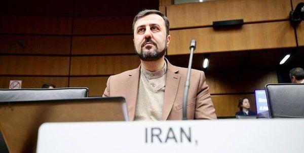 غریب آبادی: آمانو گفت قویترین رژیم راستی آزمایی برای ایران اجرا میشود
