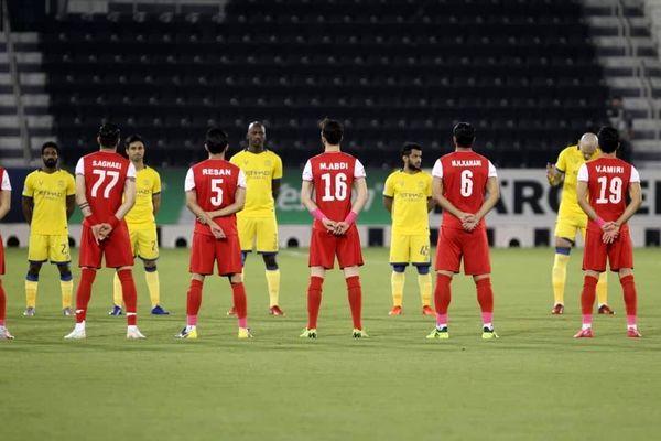 AFC دو بازیکن النصر را نقره داغ کرد