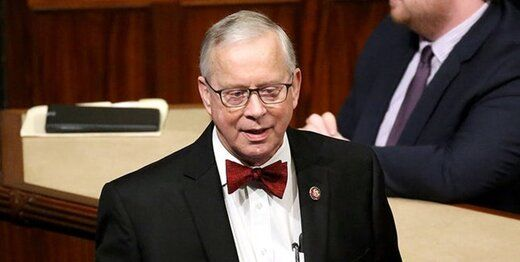 مرگ عضو کنگره آمریکا به دلیل ابتلا به کرونا