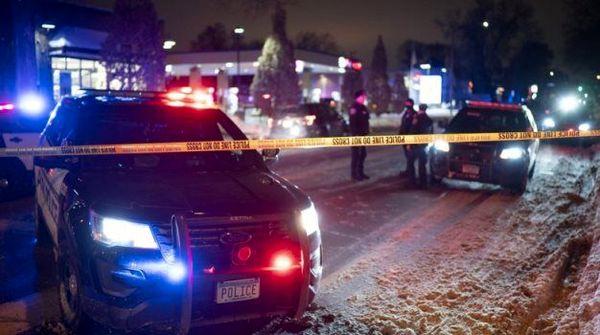 قتل شهروند آمریکایی به دست پلیس