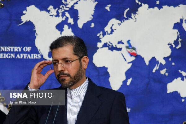 پاسخ ایران به اعلامیه وزارت دادگستری آمریکا