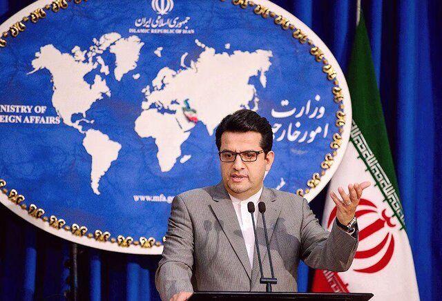 انتقاد سخنگوی وزارتخارجه از ادعاهای آلمان علیه ایران