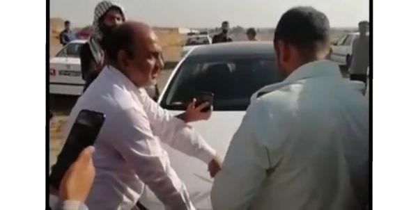 ماجرای کلیپ دستگیری فرمانده سپاه اندیمشک