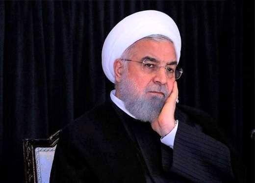 سرنوشت یک رئیس جمهور گم شده / حسن روحانی کجاست؟