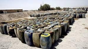 کشف ۹۰ هزار لیترسوخت قاچاق در سراوان