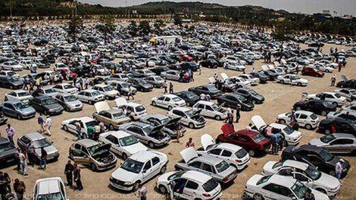 وضعیت قیمت خودرو در بازار
