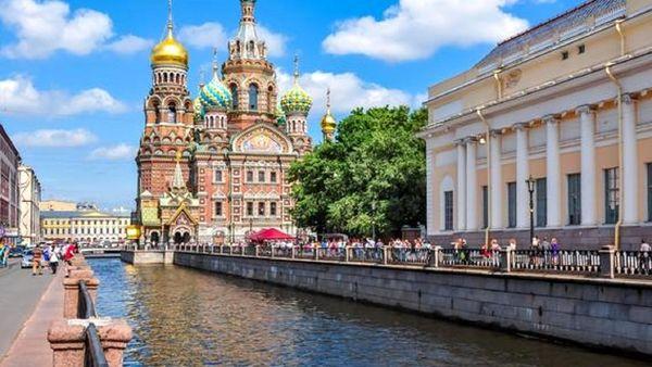 برگزاری مراسم عروسی سلطنتی در روسیه پس از ۱۰۰ سال !+ تصاویر