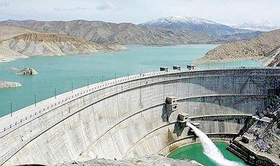 افت محسوس ورود آب  به سدهای تهران