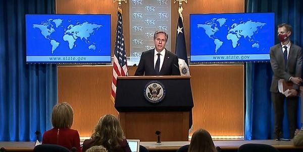 وزیر خارجه آمریکا باز هم چین را تهدید کرد