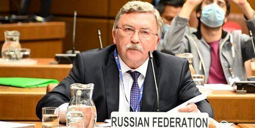 هشدار اولیانوف درباره مذاکرات برجامی وین