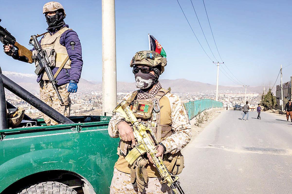 طالبان در تدارک فتح کامل غزنی
