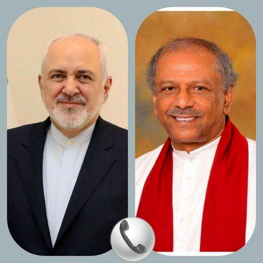 در گفتگوی وزیران خارجه ایران و سریلانکا چه گذشت؟